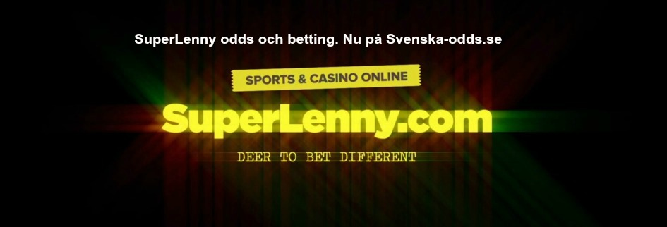 SuperLenny casino och odds bonus