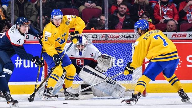 Speltips: inför Slovakien mot Sverige Ishockey