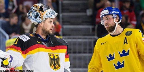 Sverige mot Tyskland