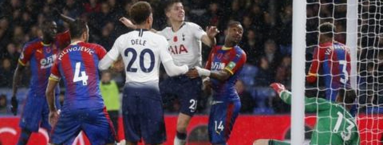 Speltips: Tottenham – Crystal Palace