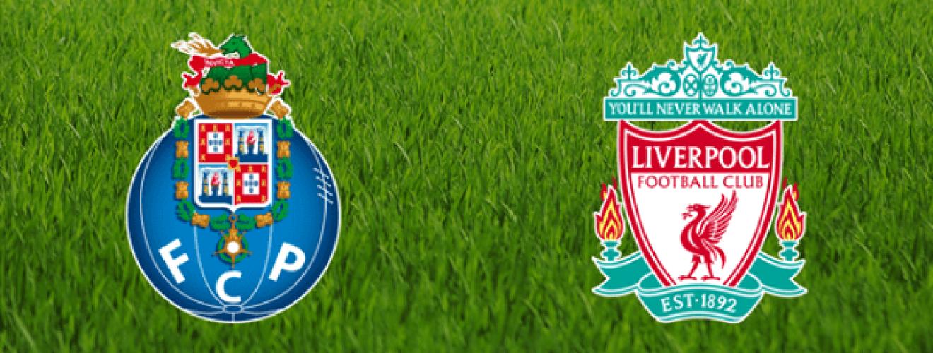 Speltips FC Porto – Liverpool
