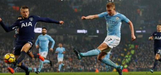 Speltips: Manchester City-Tottenham Hotspur,  17/08/2019