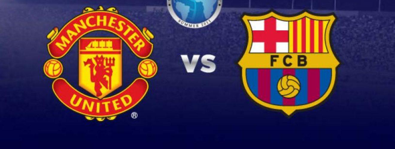 speltips Barcelona – Manchester United